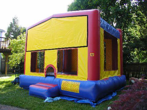 Groovy Modular Bounce House Extravaganza Entertainment Home Interior And Landscaping Ferensignezvosmurscom